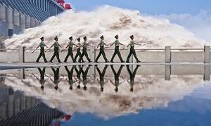 La diga delle Tre gole in Cina